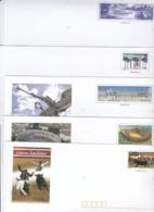 PRÊTS  A POSTER NEUFS (déstockage) 15 Lettres Sans Carte Thèmes Divers  LETTRE 20 G - Andere