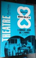 L'avant-scène Théâtre N 361 - Spécial Bourges - L'unique Jour De L'année - Auteurs Français