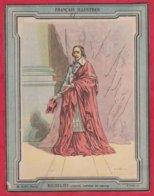 Protége Cahier Ancien Fin XIXéme Collection Des Français  Illustres RICHELIEU - Book Covers