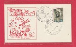 FDC ITALIA 1979 - 307 - CONGRESSO ROTARY - Annullo Pescara 9.6.79. 1 V. Su Cartoncino Non Viagg. - 1946-.. Republiek