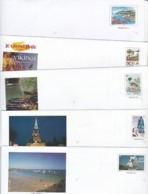 PRÊTS  A POSTER NEUFS (déstockage) 15 Lettres Sans Carte Thèmes Divers  LETTRE 20 G - Sonstige