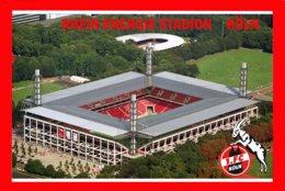 CP. STADE.KOLN  ALLEMAGNE  RHEIN  ENERGIE   STADION    # CS.277 - Soccer