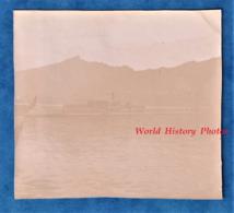 Photo Ancienne - Lac Du BOURGET -  Bâteau à Identifier - Vers 1900 - Histoire Patrimoine Savoie Boat - Photos
