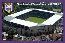 CP. STADE.  ANDERLETCH    BELGIQUE  CONSTANT VANDEN STOCK   # CS.278 - Soccer