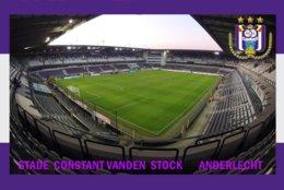 CP. STADE.  ANDERLETCH    BELGIQUE  CONSTANT VANDEN STOCK   # CS.278 BIS - Soccer