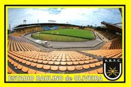 CP. STADE.  VOLTA  REDONDA  BRESIL  ESTADIO  RAULINO DE OLIVIERA  # CS.280 - Soccer