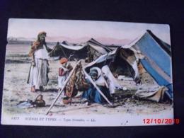 SAHARA - Nomades - Sahara Occidental