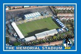 CP. STADE.  BRISTOL   ANGLETERRE  THE  MEMORIAL  STADIUM  # CS.281 - Soccer