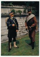 CPM - Sergent Fourrier Des Tirailleurs De La Seine 1870 - Franc Tireur De La 1ere Compagnie Corps Franc Des Vosges - Uniformes