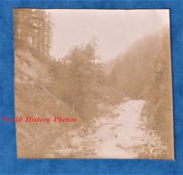 Photo Ancienne - Secteur Pont Saint Bruno / Gorges Du GUIERS - Vers 1900 - Histoire Patrimoine Route Grande Chartreuse - Photos