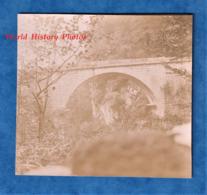 Photo Ancienne - Pont Saint Bruno / Gorges Du GUIERS - Vers 1900 - Histoire Patrimoine Route Grande Chartreuse - Photos