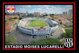 CP. STADE. CAMPINAS  BRESIL  ESTADIO MOISES LUCARELLI  # CS.284 - Voetbal