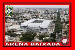 CP. STADE. CURITIBA  BRESIL  ARENA  BAIXADA # CS.285 - Soccer