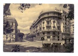 I 17100 SAVONA, Corso Italia E Palazzo Dellepiane, Vespa - Savona