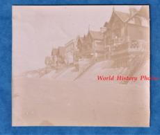 Photo Ancienne - HOULGATE - Vue Sur Les Villas - Vers 1900 - Histoire Patrimoine Calvados Normandie Architecture - Photos