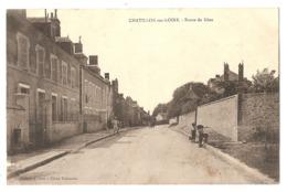45 - CHÂTILLON-sur-LOIRE - Route De Gien - Chatillon Sur Loire