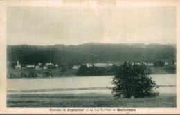 25 ENVIRONS DE PONTARLIER  LE LAC SAINT-POINT ET MALBUISSON - Pontarlier