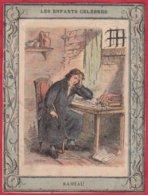Protége Cahier Ancien Fin XIXéme Collection  Les Enfants Célébres RAMEAU - Book Covers