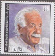 Einstein's Theory Of Relativity, Mathematics Formula, Physics, Nobel Prize, Judaica, Atom Bomb MNH - Physics