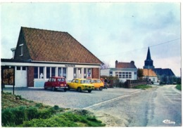 Autos Voitures Automobiles Cars - BOESEGHEM - Renault 4 R4 4L - R8 - R5 - Turismo