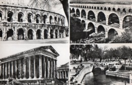 NIMES ( 30 ) - Multivues - Nîmes