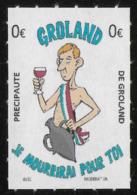 """VIGNETTE - GROLAND - """"JE MOURRIRAI POUR TOI"""" - Commemorative Labels"""