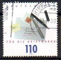 2000 Germania - Giornata Del Francobollo - [7] West-Duitsland
