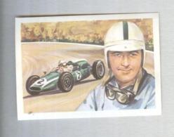 JACK BRABHAM....PILOTA....AUTO..CAR....VOITURE....CORSE...FORMULA 1 UNO - Car Racing - F1