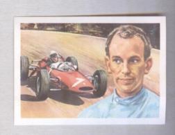 JOHN SURTEES....PILOTA....AUTO..CAR....VOITURE....CORSE...FORMULA 1 UNO - Automobile - F1