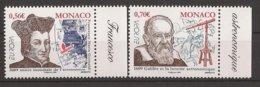 """MONACO - EUROPA 2009 - TEMA """"ASTRONOMIA"""" - SET Of 2 Stamps  - PERFORATED - Europa-CEPT"""