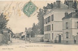 CPA - France - (91) Essonne - Longjumeau - La Gendarmerie - Longjumeau
