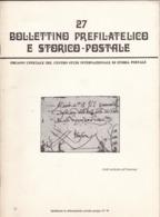 Bollettino Prefilatelico E Storico Postale N. 27 Giugno 1982 - Riviste