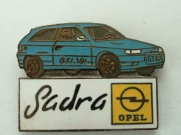 PIN'S OPEL ASTRA GSI 16V - SADRA - Opel