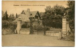 CPA - Carte Postale - Belgique - Ciergnon - Entrée Du Château Et Pavillon Du Jardinier (D10173) - Houyet