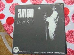John Littleton Et Les JITI Chante Odette Vercruysse- Amen No 2 - Religion & Gospel