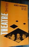 L'avant-scène Théâtre N 364 - Agnès Bernauer - Hebbel Sabatier Maulnier - Auteurs Français