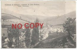 Zola Predosa, Bologna, 1.8.1909, Gessi, Panorama. - Bologna