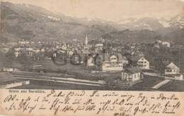 Austria - Gruss Aus Dornbirn - Dornbirn