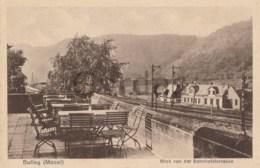 France - Boulay Moselle - Blick Von Der Bahnhofsterrasse - Bullay - Boulay Moselle
