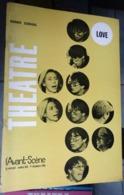 L'avant-scène Théâtre N 369 - Love - Murray Schisgal - Auteurs Français