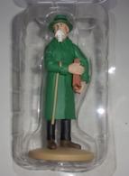 Collection Officielle Tintin Figurine N°76 Basil Bazaroff Le Marchand De Canons - Tintin