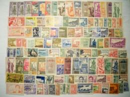 Colonies Françaises- Lot N° 2 -  Vrac De 118  Timbres Neufs Et Nsg Tous Différents- Port Gratuit - Briefmarken