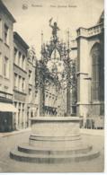 Antwerpen - Anvers - Puits Quinten Matzys - Ern. Thill Serie 25 No 8 - 1920 - Antwerpen