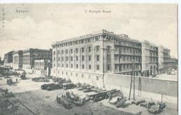 Antwerpen - Anvers - L'Entrepôt Royal - N.G. à A. No 37 - 1912 - Antwerpen
