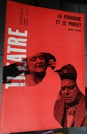 L'avant-scène Théâtre N 375 - La Perruche Et Le Poulet - Robert Thomas - Autori Francesi