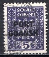 DANTZIG - (Bureau Polonais) - 1929-31 - N° 18 à 21 - (Lot De 3 Valeurs Différentes) - Danzig