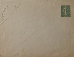 R1189/119 - ENTIER POSTAL - TYPE SEMEUSE LIGNEE - N°130-E9 (936) - Entiers Postaux