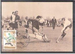 Hockey Sur Gazon- CM Belgique 1866 - Hockey (Field)