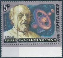 B6057 Russia USSR Space Personality Science Aviation Physics ERROR - Physics