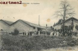 RAMBERVILLERS LA CRISTALLERIE 88 - Rambervillers